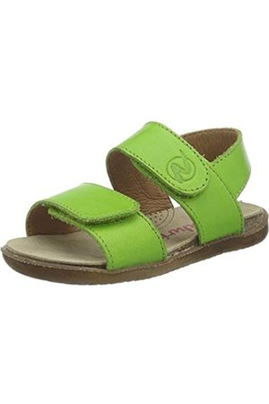 Naturino Girls Colm Open Toe Sandals, (Verdino 0f11)