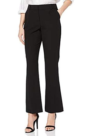 Dorothy Perkins Women's Bootcut Trousers Work Utility Pants