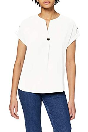 Dorothy Perkins Women's Ivory Sustainable Utility Drop Shoulder Top Blouse