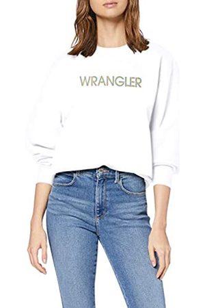 Wrangler Women's High Rib Retro Sweat Sweatshirt