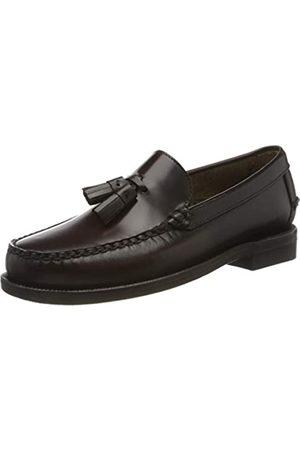 Sebago Men's Classic Will Loafers, ( Burgundy 903)