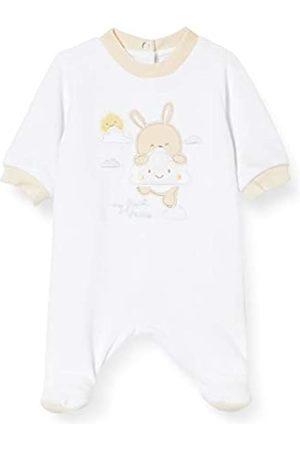 chicco Baby Tutina Unisex Con Apertura Sul Patello Playsuit