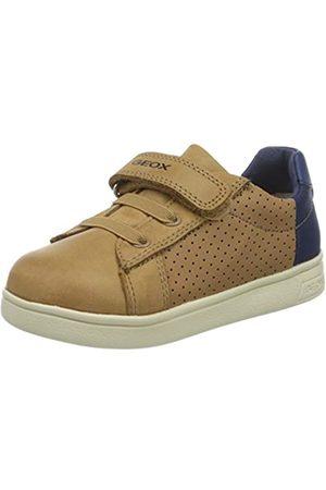 Geox Baby Boys' B DJROCK B Low-Top Sneakers, (Caramel/Navy C5gf4)