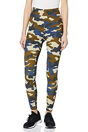 Urban Classics Women's Leggings Ladies High Waist Tech Hose Dress Pants