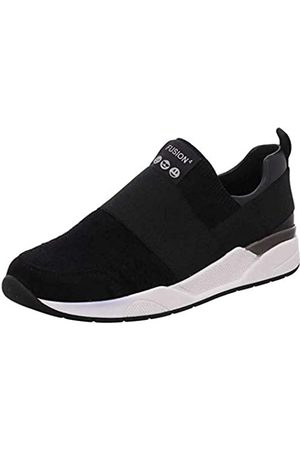 ARA Women's L.A 1214662 Slip On Trainers, (Schwarz 71)