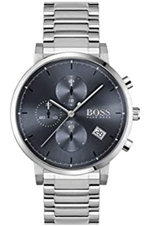 HUGO BOSS Men's Analogue Quartz Watch with Stainless Steel Strap 1513779