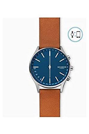Skagen Mens Smartwatch with Leather Strap SKT1306