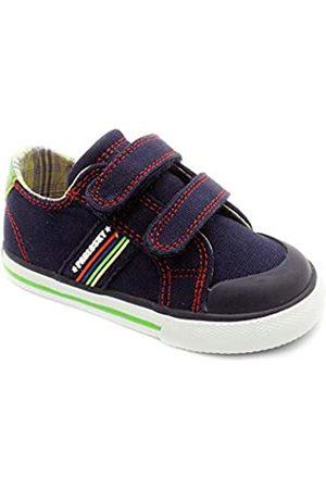 Pablosky Baby Boys Open Back Slippers, (Azul 961021)