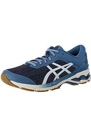 Asics Men's Gel-Kayano 26 Mx Running Shoe, Gray Floss/Cream