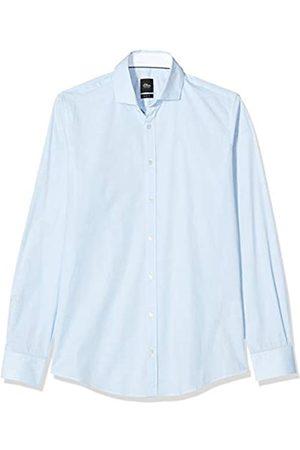 s.Oliver Men's 02.899.21.5440 Hemd Langarm Formal Shirt