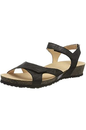 Think! Women's 686374_Dumia Sling Back Sandals, (Schwarz 00)