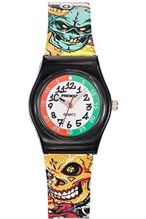 Freegun Childrens Analogue Quartz Watch with Plastic Strap EE5196