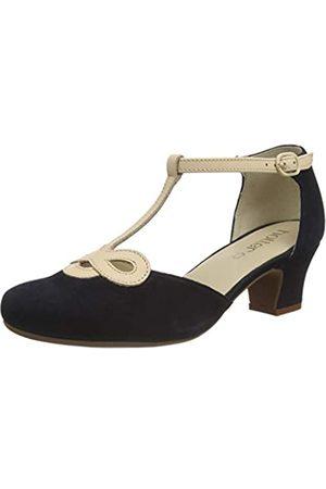 Hotter Women's Darcy Wide Fit Uniform Dress Shoe