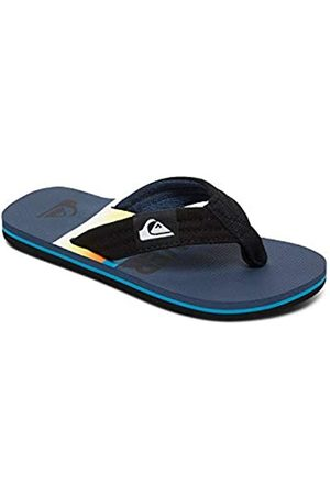 Quiksilver Boys' Molokai Layback Youth Beach & Pool Shoes, / Xkbk
