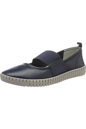 Marco Tozzi Women's 2-2-24614-24 Loafers, (Navy 805)