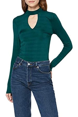 Vero Moda Women's Vmjennie Ls Long Sleeve Top, Gables