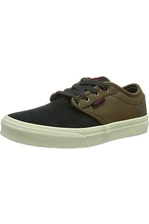 Vans Y Atwood VZNRETK, Unisex-Child Hi-Top, (Leather Suede Etk)