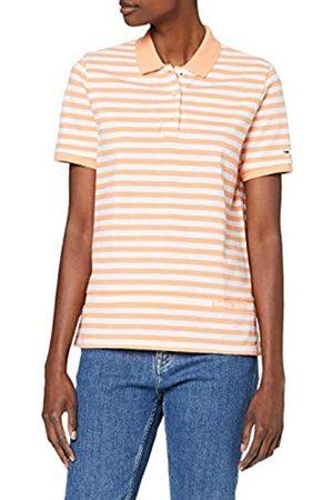 Tommy Hilfiger Women's TJW Stripe Polo Shirt