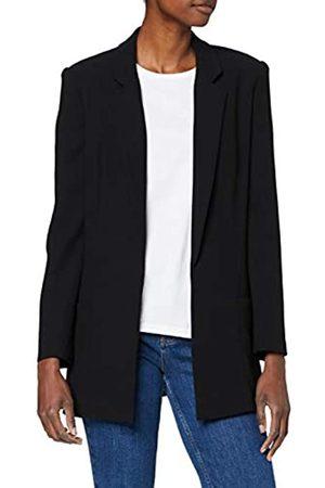 Armani Exchange Women's Long Armani Blazer Suit Jacket