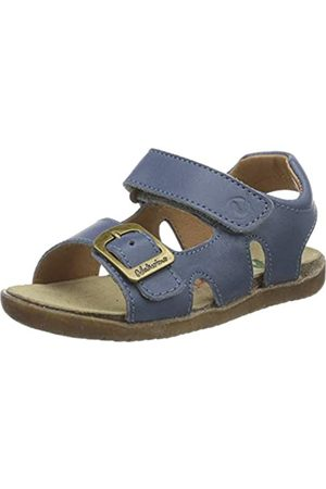Naturino Unisex Kids Stream Open Toe Sandals, (Celeste 0c08)
