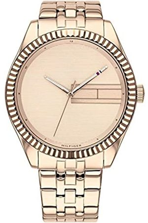 Tommy Hilfiger Womens Analogue Classic Quartz Watch with Stainless Steel Strap 1782082