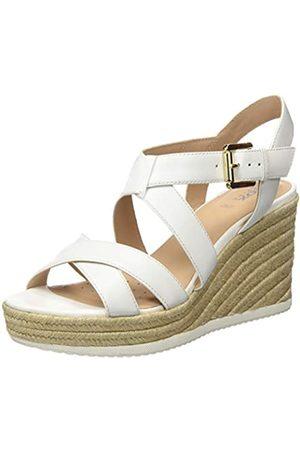 Geox Women's D Ponza A Platform Sandals, ( C1000)
