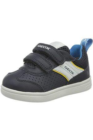 Geox Baby Boys' B Djrock Low-Top Sneakers, (Navy/ C4211)