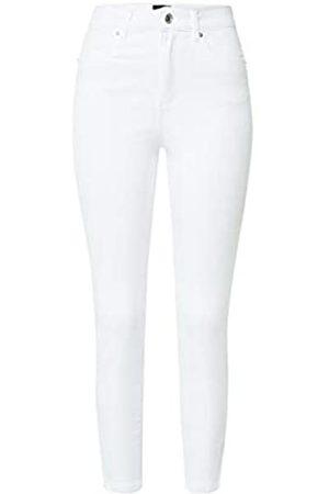 Vero Moda Women's Vmsophia Hw S Ankle Zip J Vi403 Color Jeans