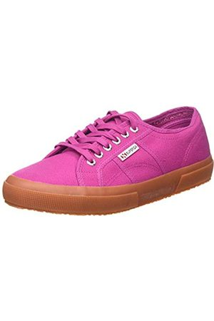Superga Unisex Adults' 2750-cotu Classic Gymnastics Shoes, (Fuchsia Xbv)