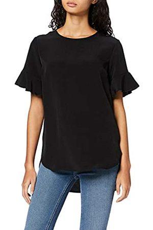 New Look Women's Charlie Frill SLV TEE Shirt