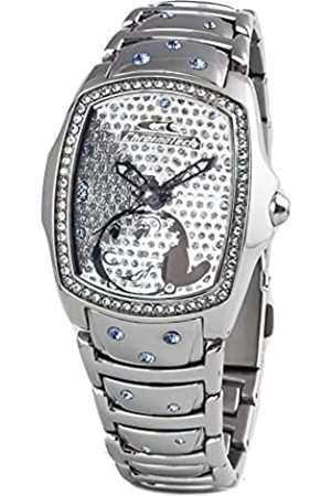 ChronoTech Womens Analogue Quartz Watch with Stainless Steel Strap CT7896LS-86M