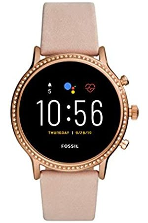 Fossil Women's Digital Gen.5 Smartatch with Real Leather Strap FTW6054