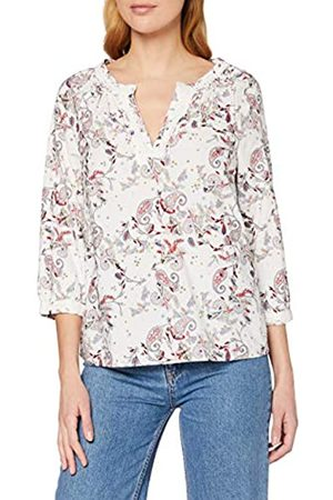 s.Oliver Women's Bluse, 3/4 Arm Blouse