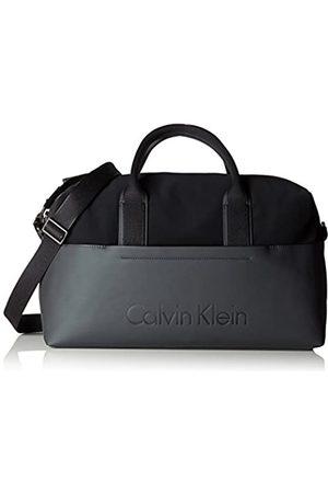 Calvin Klein Susi3 Medium Gym Bag, Women's Handbag, Schwarz