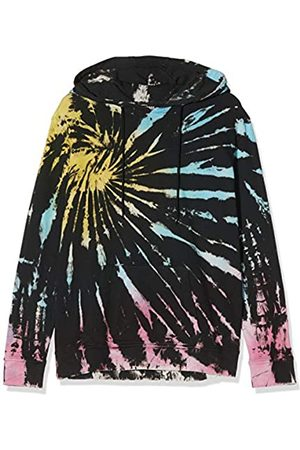 Urban classics Women's Kapuzenpullover Ladies Tie Dye Hoody Hooded Sweatshirt