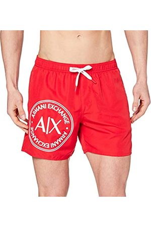 Armani Exchange Men's 1st to Be Noticed Swim Trunks