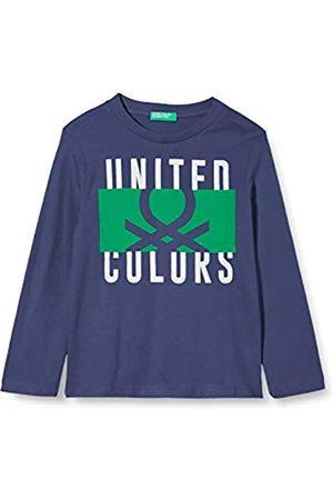Benetton Boy's T-Shirt M/l Long Sleeve Top
