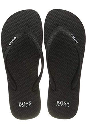 BOSS Men's Pacific_thng_Digital Flip Flops, ( 001)