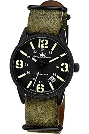 YONGER&BRESSON Automatique Men's Watch YBH 1004-SN45