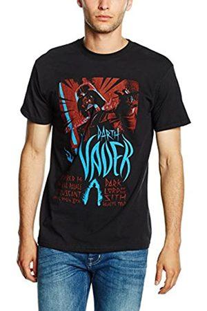 STAR WARS Men's Rock Poster Darth Vader T-Shirt