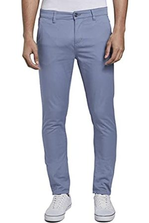 TOM TAILOR Men's Slim Chino Trouser, 11013-English Country