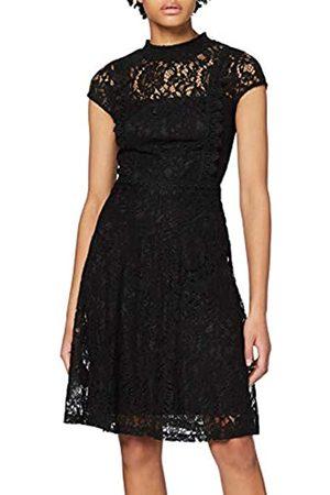 Dorothy Perkins Women's Lace Cap Sleeve Tallulah Dress