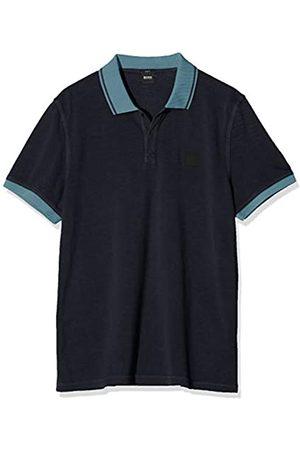 HUGO BOSS Men's Prim Polo Shirt, (Dark 402)