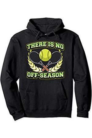 Tee Styley Tennis There Is No Off Season Player Team Coach Men Women Pullover Hoodie