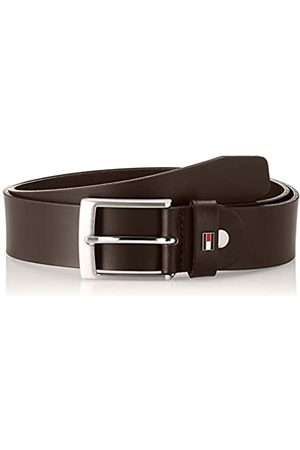 Tommy Hilfiger Men's ADAN LEATHER 3.5 ADJ Belt, Bds)