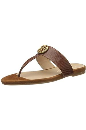 unisa Women's Cuchi_li_ks T-Bar Sandals, (Cuir Cuir)
