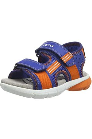 Geox Baby Boys' B Sandal FLEXYPER Open Toe, (Royal/ C0685)