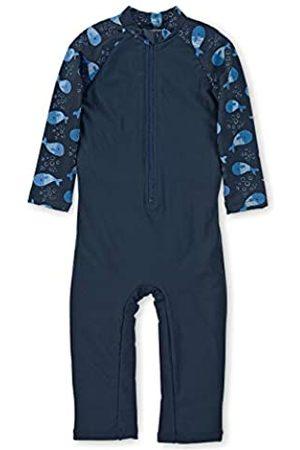 Sterntaler Baby Boys' Schwimmanzug Lang One Piece Swimsuit