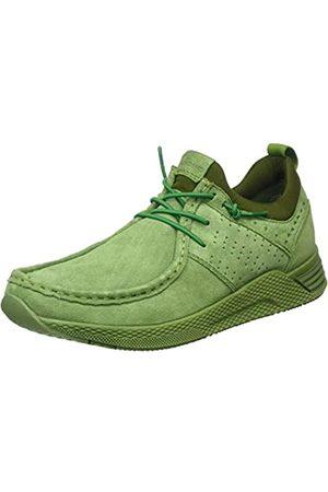Sioux Men's Grash-h201-47 Low-Top Sneakers, (Apple/Sage 007)