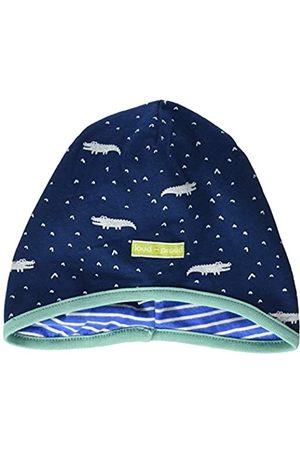 loud + proud Boy's Reversible Cap Allover Print Organic Cotton Hat